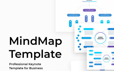 Mindmap - Keynote template