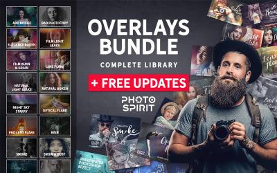 OVERLAYS + Actualizaciones GRATUITAS - Paquete