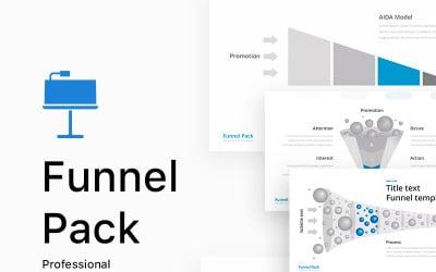 Funnel Pack for Keynote - - Keynote template