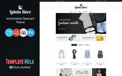 Labela - Multipurpose OpenCart Template