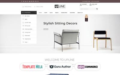 UpLine - Tema WooCommerce da Loja Online de Móveis