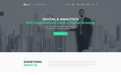 Bizarre IT - Responsive IT Company Joomla Template
