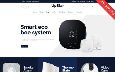 UpStar Multipurpose Store WooCommerce Theme