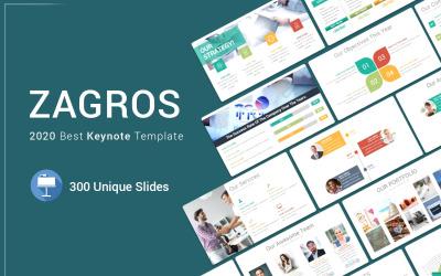 Zagros - Keynote template