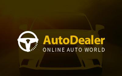 Автодилер - WordPress тема $ Dealer з переліком автомобілів