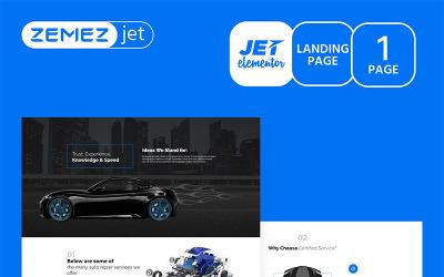 Autoluxe - Tuning auto - Kit Jet Elementor