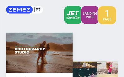 Imagenique - Studio fotografico - Kit Jet Elementor