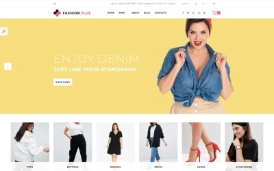 Fashion - Clothing Store OpenCart Template