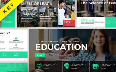 Education Presentation - Keynote template