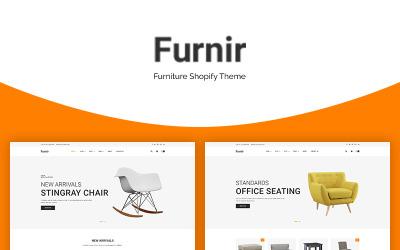 Furnir - Möbler Shopify-tema