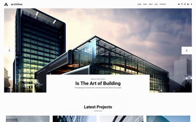 Local Architects Photo Gallery Template