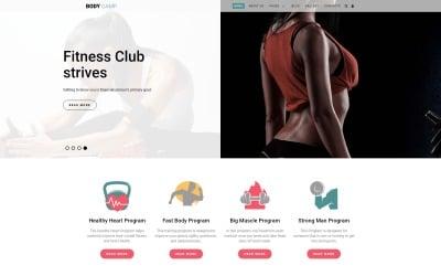 Body Camp - Fitness Joomla Template