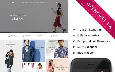 Fashion True Store Responsive OpenCart Template