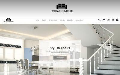 Extra Furniture 1.7 PrestaShop Theme