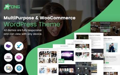 Mong MultiPurpose & WordPress WooCommerce Theme