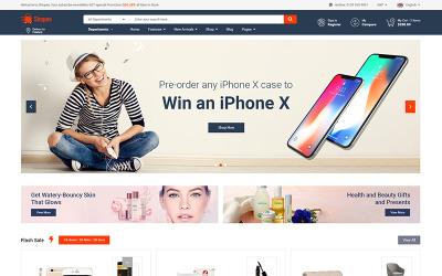 Shopee - responsywny rynek premium
