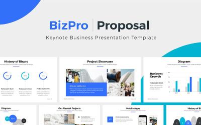 BizPro - Proposal - Keynote template