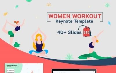 Workout Femmes - Modèle Keynote