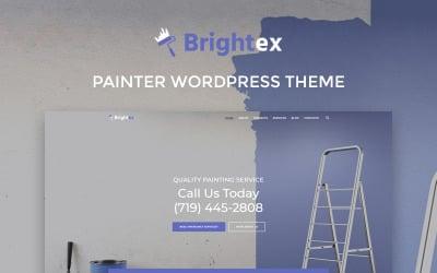 Brightex - Painting Services Multipurpose Classic WordPress Elementor Theme