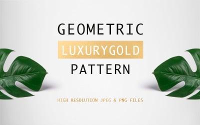 Geometrik LüksAltın Desen