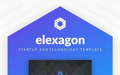 Elexagon - Start Up PowerPoint Template