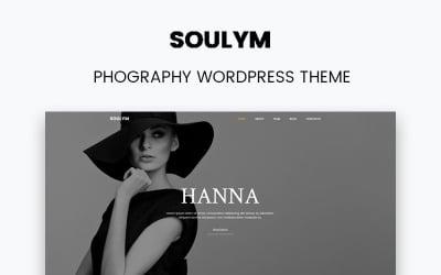 Soulym - Photography Multipurpose Modern WordPress Elementor Theme