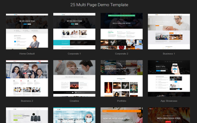 Probe - Responsive Multipurpose Joomla Template