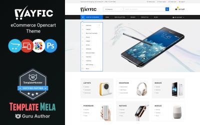 Ayfic - Multi Purpose Store OpenCart Template
