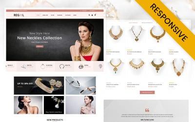 Regal Jewel Store OpenCart Template