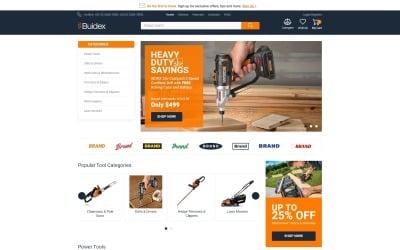 Buidex - Tools ECommerce Classic Elementor WooCommerce Theme