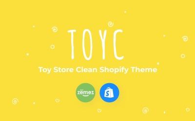 Toyc - Játékbolt tiszta Shopify téma