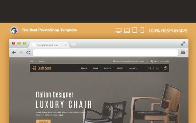 Craft Furniture Interior Tema de PrestaShop