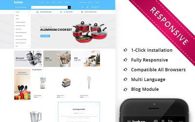 Kichen - Responsive Store OpenCart Template