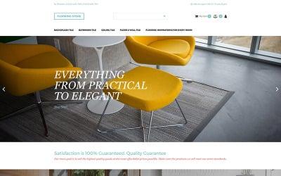 Flooring Store MotoCMS Ecommerce Template