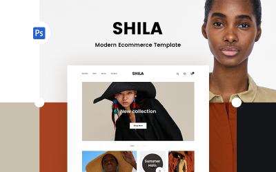 Modèle PSD de commerce électronique Shila