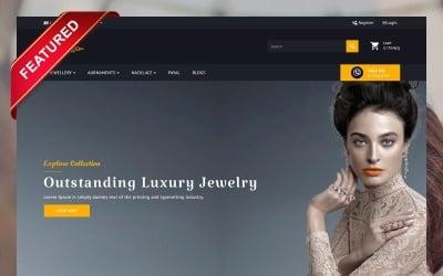Jewella Jewellery Store OpenCart Template