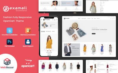 Hexamall - Shopping Mall OpenCart Template