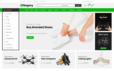Megaxy - Mega Multipurpose WooCommerce Theme