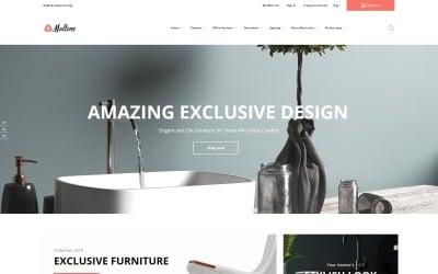 Multone - Light eCommerce Furniture Store Magento Theme