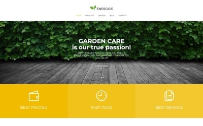 Energico - Agriculture Multipurpose Modern WordPress Elementor Theme