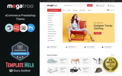 Megatree - Multipurpose Mega Store PrestaShop Theme