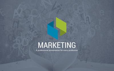 Marketing - Keynote template