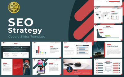 Estratégia de SEO Google Slides