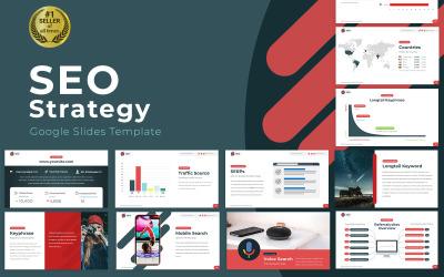Strategia SEO Google Slides