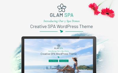 WordPress motiv GlamSpa
