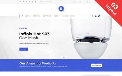 Big Star  - Multipurpose Store OpenCart Template