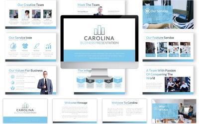 Carolina - Keynote template