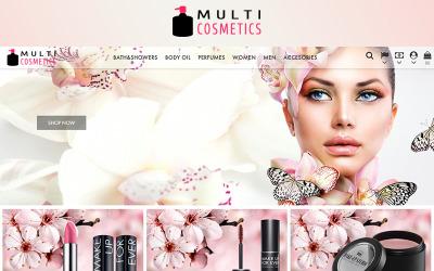 Multi Cosmetics PrestaShop-thema