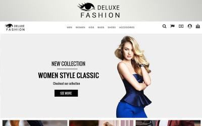 Motyw Fashion Deluxe PrestaShop