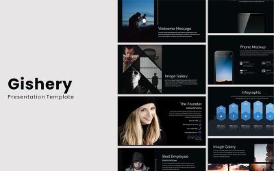 Gishery - - Keynote template